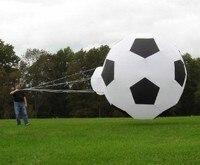 Новые 3 м Футбол 3D программного обеспечения кайт для взрослых кайт легко летать