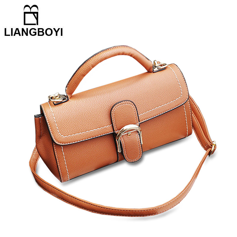 ФОТО Crossbody Bags For Women Luxury Brand 2017 PU Leather Shoulder Bags Female Famous Brands Designers Women Messenger Small Handbag