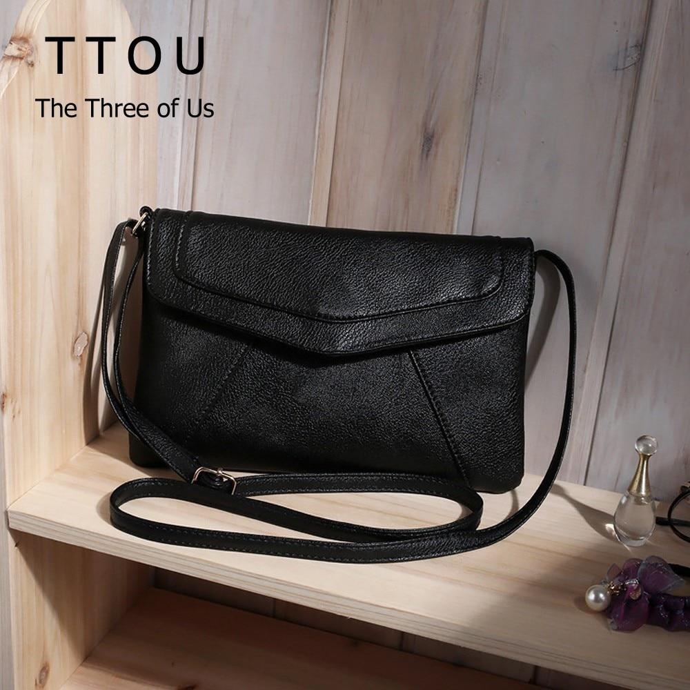 TTOU Pu Leather Handbags Hotsale Women Wedding Clutches Ladies Party Purse Famous Designer Crossbody Shoulder Messenger Bag