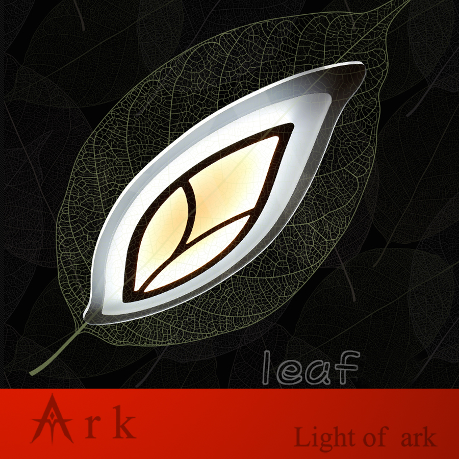 Online kopen wholesale leaf plafondlamp uit china leaf plafondlamp ...