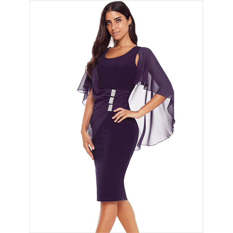 Summer Dress Women 2019 Fashion Cotton Casual Elegant Sexy Tight Gauze Women Dress Plus Size Vestidos Robe Femme in Dresses from Women 39 s Clothing