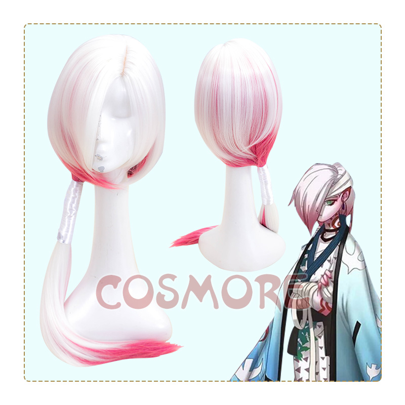Onmyoji Cosplay Wig Adult Women Men Halloween Wig