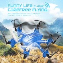2016 NEW 2.4G WIFI FPV real-time transmission RC DRONE HD Camera FPV Camera RC Quadcopter  Mobile Control  VS Cheerson CX-10W