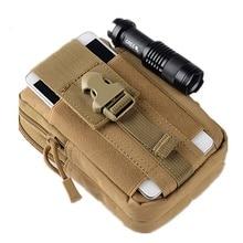 Camping Hunting Bags Bodypack Multifunctional Handbag Outdoor Leisure Running Wear Belt Waterproof Mobile Phone