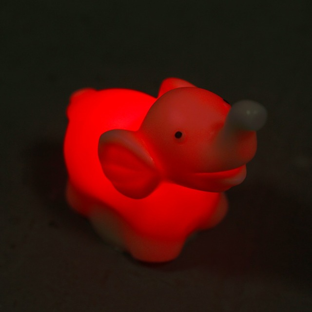Elephant LED Night Light Lamp