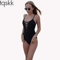 2016 New Sexy Swimwear One Piece Swimsuit Women Cover Ups Brazilian Bathing Monokini Summer Beachwear Print