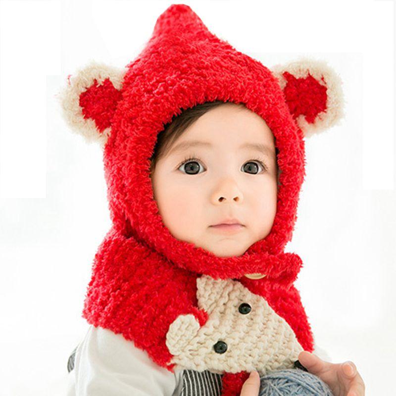 Chapeau de bébé Couleur  rouge, rose, beige, café. Bonnet bébé pour la  saison  printemps, automne, hiver bonnet bébé Catégorie de produit  bonnet  tricoté 8cb8b26beb5