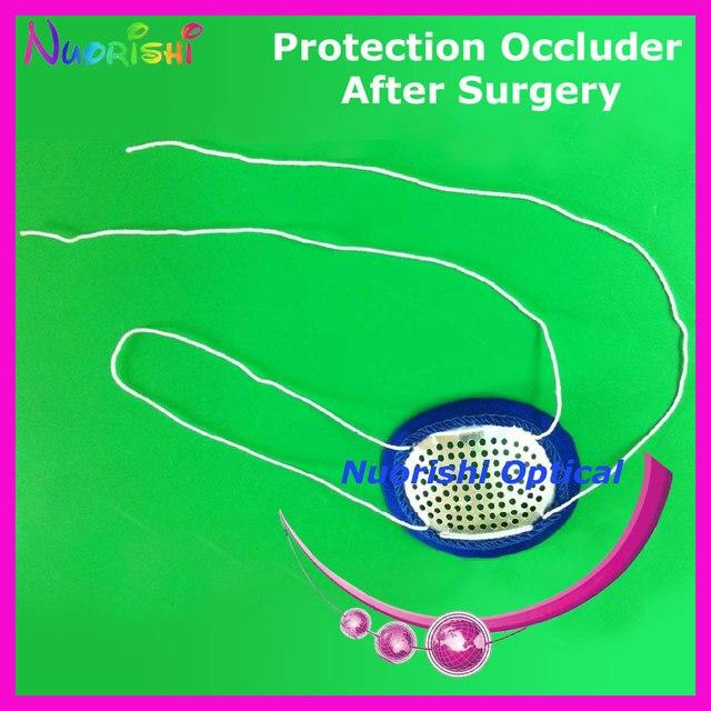 205 S хирургии Катаракты Алюминий защита глаз окклюдер после ...
