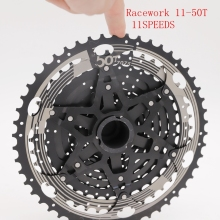 racework CSMX80 11-50T 11 Speed Wide Ratio Cassette, black #XTE1388 GX XG-1150 11-Speed Cassette