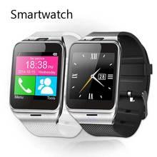 Aplus gv18 smart watch wasserdichte bluetooth smartwatch wrist android montre connecter nfc tragbare geräte mit sim-karte