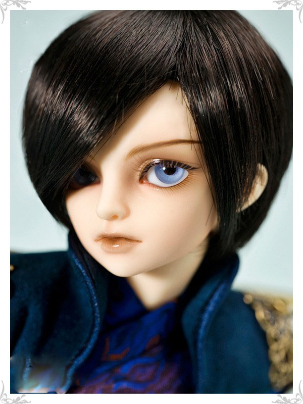 SuDoll 1/4 BJD/SD Doll Fashion Style Handsome Doll For Baby Girl Toy handsome black army boots for bjd doll 1 4 1 3 sd17 uncle ssdf shoes sm8
