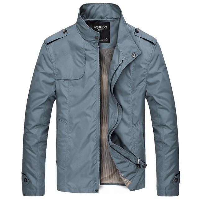 Ventas al por mayor chaquetas casuales para hombre de la