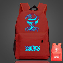 Fluorescent One Piece Backpack