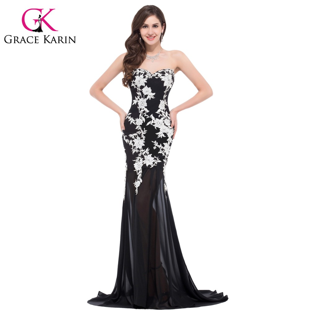 Compare Prices on Long Black Gown- Online Shopping/Buy Low Price ...