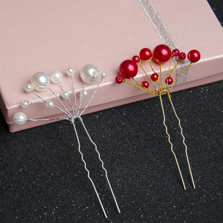 HTB1WEubMXXXXXbvaXXXq6xXFXXXb Glamorous 3-Pieces Faux Pearl Tassel Hair Pin Accessories - 2 Colors