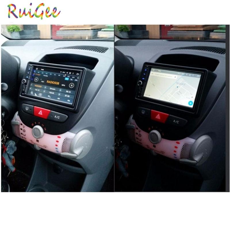 Quad πυρήνα 2 από 7 ιντσών Android 7,1 Universal Car - Ηλεκτρονικά Αυτοκινήτου - Φωτογραφία 6