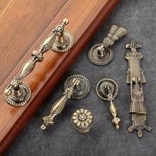Красочные ручки шкафа Дверные ручки-скобы шкаф ящик ручка для гардероба ручки