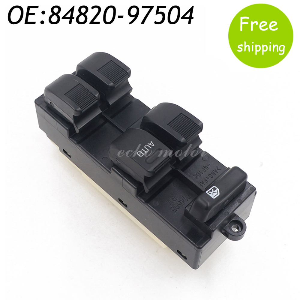 New 2pcs Electric Power Window Switch For Toyota Sparky Cami Daihatsu Sirion Stereo Wiring Diagram Terios 84820 97504 8482097504 B4040 In Car Switches Relays From Automobiles