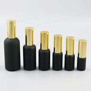 Image 5 - Матовый стеклянный флакон для духов с алюминиевым распылителем, 12x100 мл, 50 мл, 30 мл, 20 мл, 15 мл, 10 мл