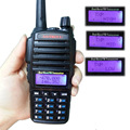 2 шт./лот ANYSECU UV-82-8W мощность УФ dual band 136-174 МГц/400-520 МГц междугородной walkie talkie