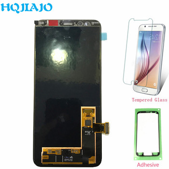 LCD Screen For Samsung A730 A8+ 2018 Touch Screen Digitizer + LCD Display For Samsung Galaxy A8 Plus A730F A730F/DS 6.0'' AMOLED