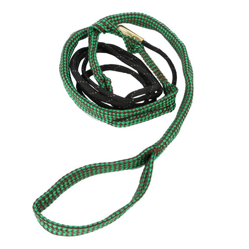 New Green Bore Snake Rope 22 Cal 5.56mm 223 Caliber Gun Rifle Cleaning Cord Kit Hunting Gun Accessories