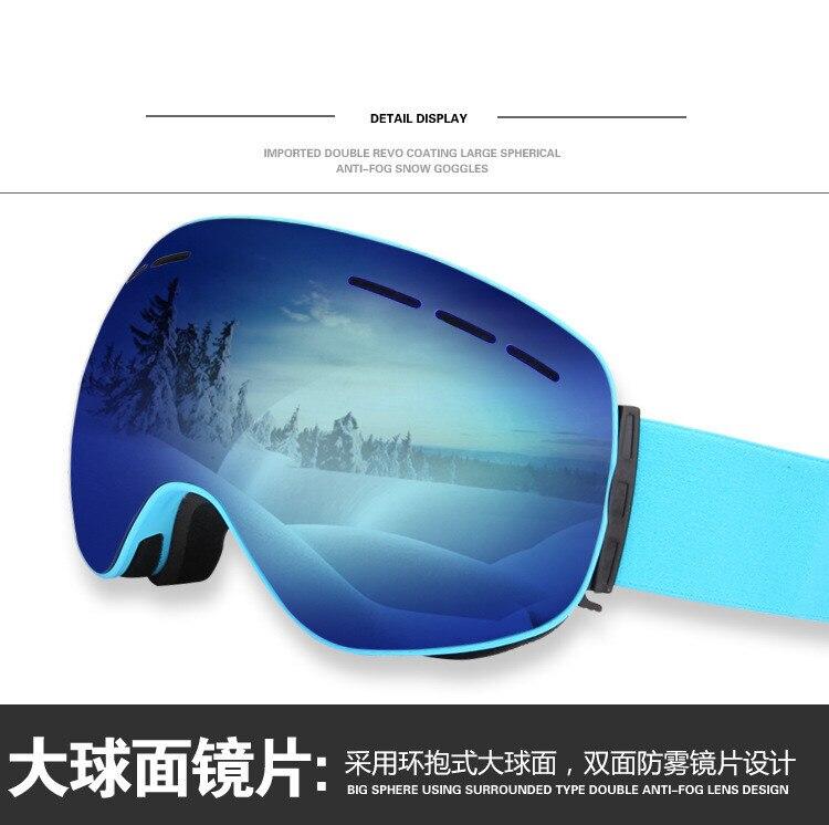Óculos de Esqui Óculos Óculos de Esqui