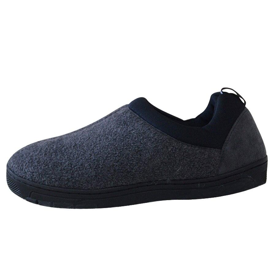 Liebhaber Winter Warme Baumwolle Gefütterte Schuhe für Männer - Herrenschuhe - Foto 2