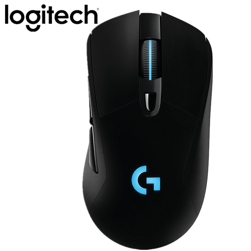 Logitech G403 Prodigy Wired 2 4GHZ wireless Gaming Mouse 12000DPI RGB Weightable Ergonomics With High Performance