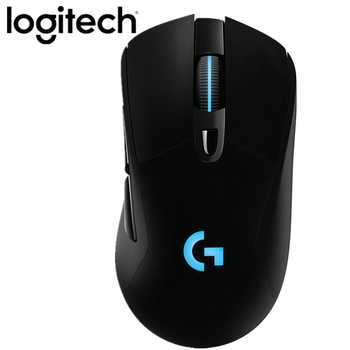 Logitech G403 Prodigy Wired/2.4GHZ wireless Gaming Mouse 12000DPI RGB Weightable Ergonomics With High Performance Gaming Sensor