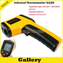 Infrared Thermometer Digital Thermal Camera Imager Handheld Non Contact Ir Laser Temperature Gm320 Ir Laser Diode