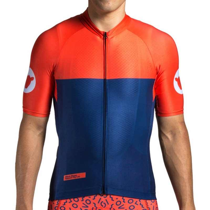 Black Sheep Cycling Jersey 2018 Elastic fit cycling clothing Men short  sleeve Jersey road bike and b434660d4