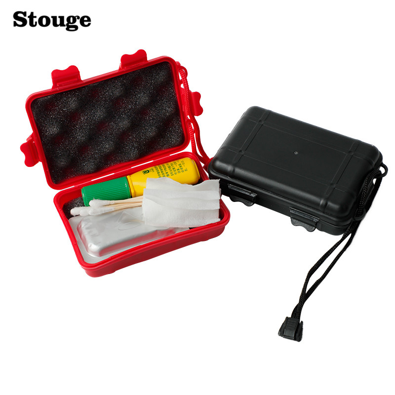 Storage Boxes & Bins Inventive Stouge 1pc Mini First Aid Kit Outdoor Travel Medicine First Aid Drug Organizer Portable First Aid Kit Pill Pack Dropshipping Strengthening Sinews And Bones