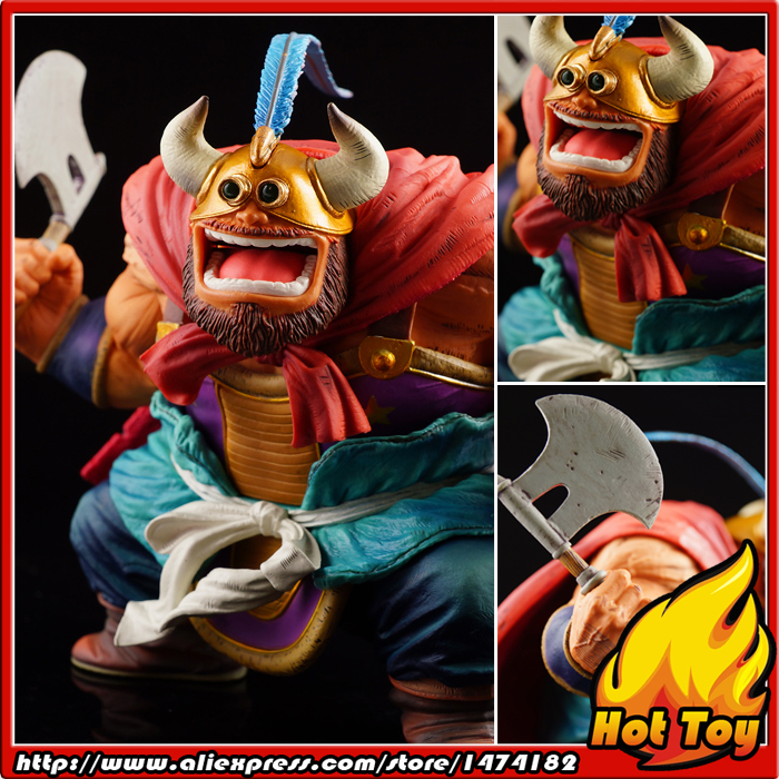 100% Original Banpresto Scultures BIG Zoukei Tenkaichi Budoukai 2 Vol.2 Collection Figure - OX King from