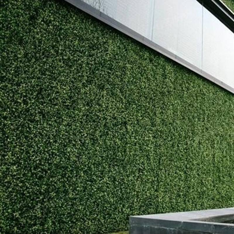 High Quality 25cm Artificial Milan Gr Mat Encryption Plastic Boxwood For Home