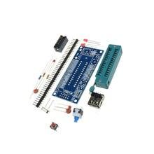 לוח פיתוח AVR ATmega8 ATmega48 ATMEGA88 (אין שבב) חדש