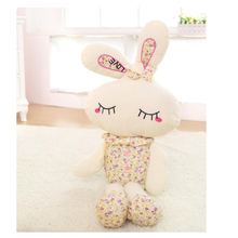 2016 Cute Rabbit Baby Soft Plush Toys Plush Rabbit Stuffed Toys Cheapest Price Best Gift for