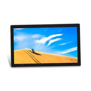Горячая Распродажа все в одном ПК 14-дюймовый компьютерный монитор Barebone система 3g планшетный ПК с 400cd/m2 яркостью