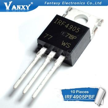 10PCS F4905S IRF4905SPBF TO-263 MOSFET original IR