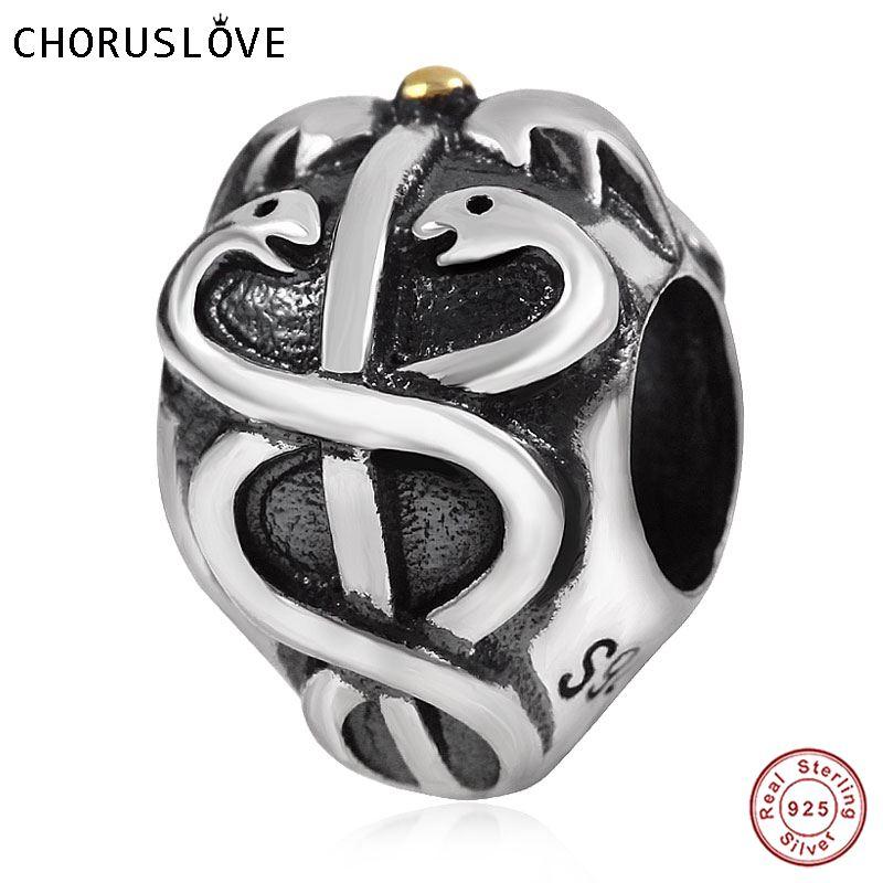 Choruslove Authentic 925 Sterling Silver Encanto Salva-vidas Atacado Bead fit for Pandora Pulseiras Colares SS2579