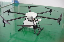 6-axis 15 KG 15L perlindungan Pertanian 16L pestisida Pertanian perlindungan UAV Drone multi-axis Untuk Taburi