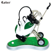 Caiton Novelty mini golf torba svinčniki božični golf spominki turne novost golf igra darilni set