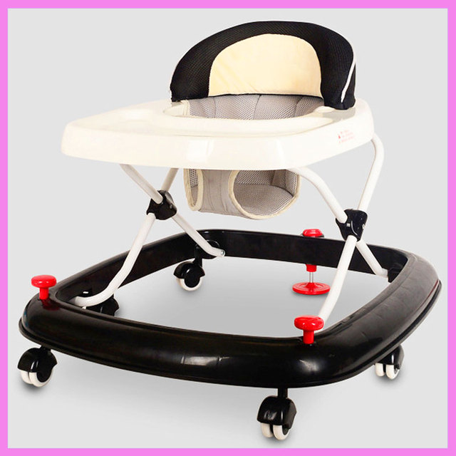 Multi-function Baby Walker with Wheels Rollover Trolley Winter Infant Baby Walking Assistant Folding Wheelchair  sc 1 st  AliExpress.com & Multi function Baby Walker with Wheels Rollover Trolley Winter ...