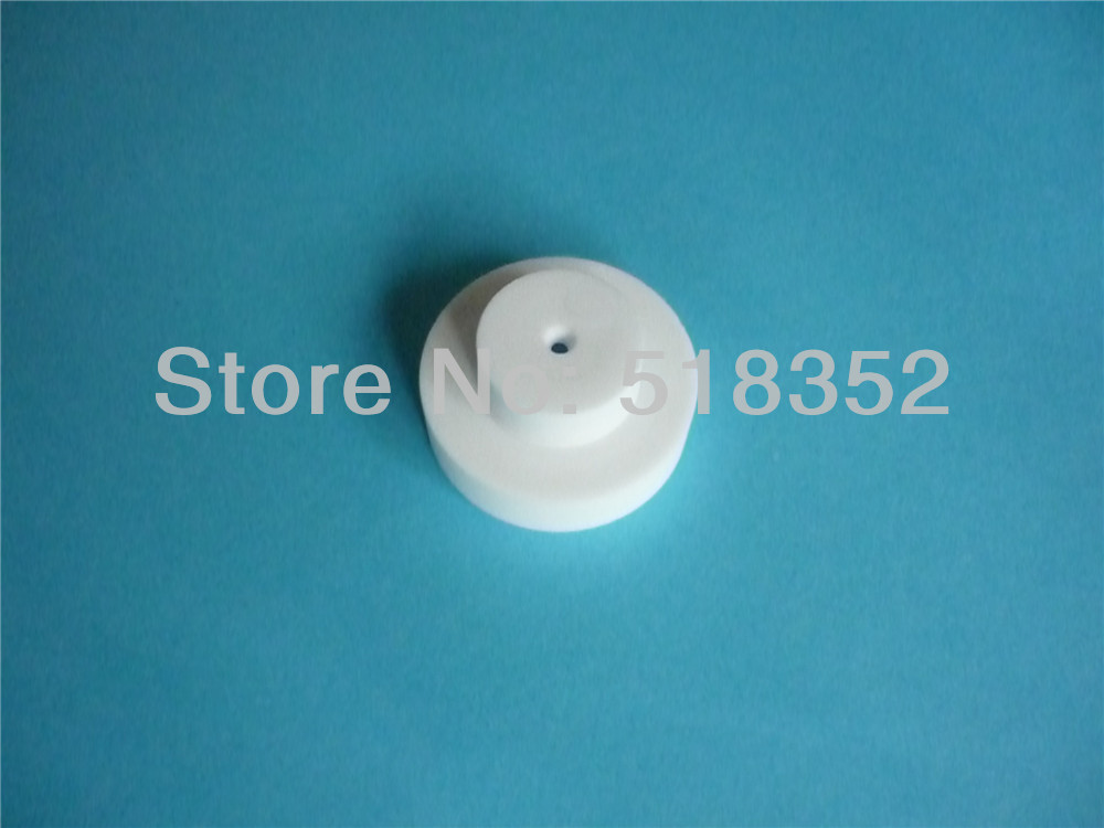 X089D300H01/02/03, X089D279H01 Mitsubishi Subsidiary Water Jet Nozzle White Ceramic for MV WEDM-LS Wire Cutting Machine Parts цена