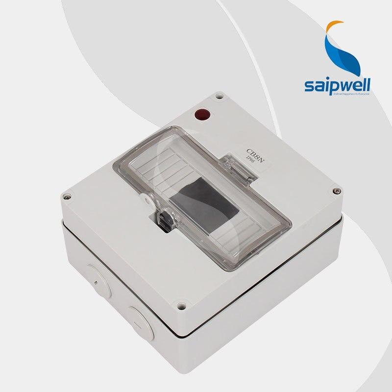 8Pins Distribution Box Waterproof Box IP65 200 175 96 5mmSize