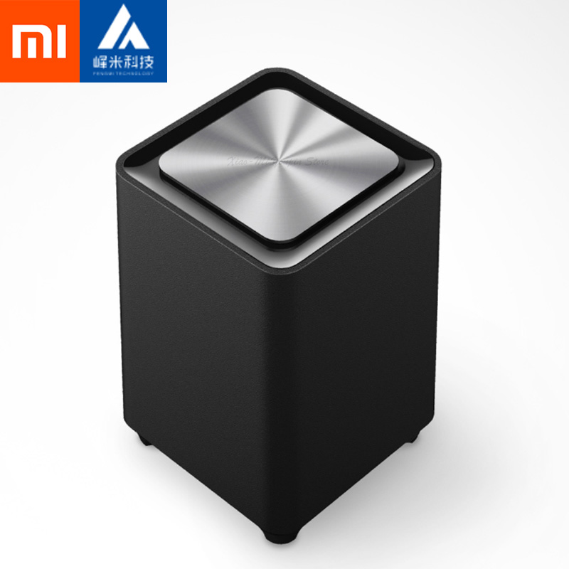 New Xiaomi Mijia Laser Projector Tv Accessories Fengmi Wemax Subwoofer S1 25-level Adjusted Sound Quality Family Hearing Feast