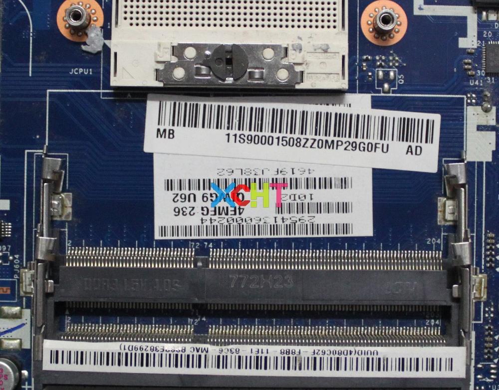 Image 3 - for Lenovo G580 11S90001508 90001508 QIWG5_G6_G9 LA 7982P Laptop Motherboard Mainboard Tested-in Laptop Motherboard from Computer & Office