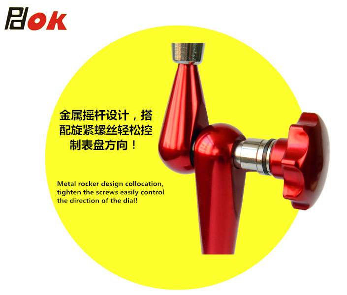 Indicator Holder With Mechanical Arm Universal Adustable Stand PD 202 in Instrument Parts Accessories from Tools