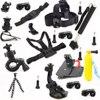 Kit Travel Set Professional Accessories Bundle Kit For Sony HDR AS30V HDR AS100V AS200V AS20V X1000V