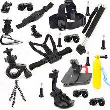 Комплект дорожный набор профессиональных Аксессуары Комплект комплект для Sony HDR-AS30V HDR-AS100V AS200V AS20V X1000V Sony Action Cam